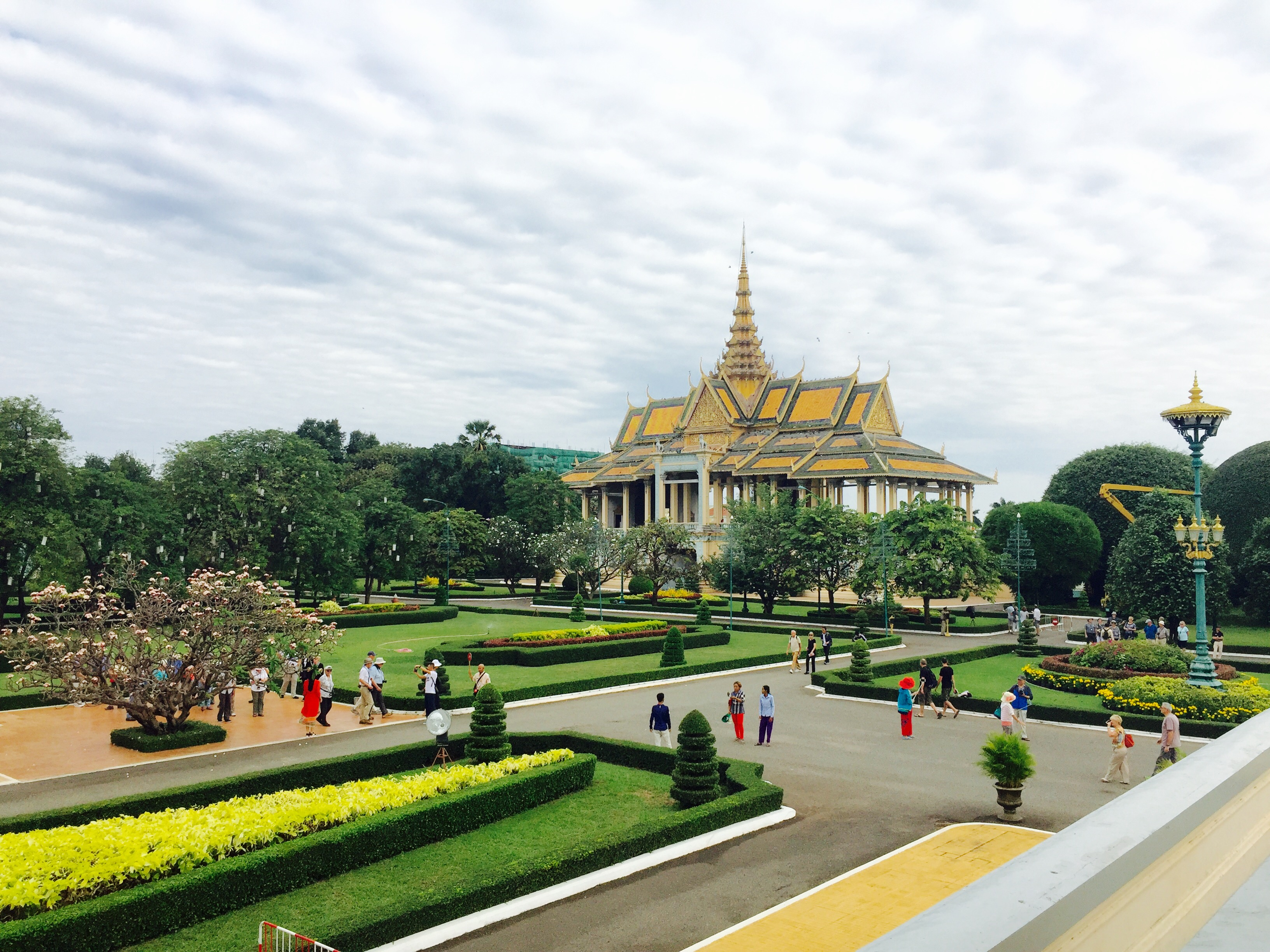 One day in Phnom Pehn, Cambodia: Unveiling the past!
